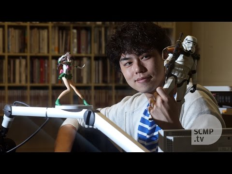 From Japanese anime to Hollywood blockbuster: a Hong Kong radio host's toy wish list