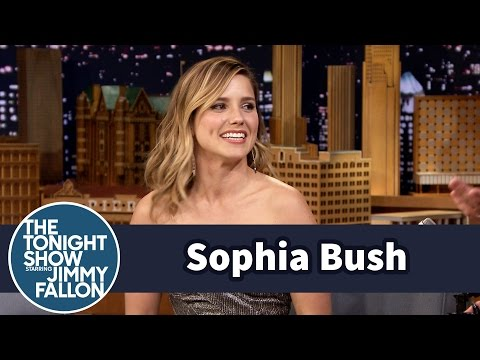 A Fire Photobombed Sophia Bush