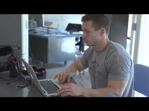CrossFit - Dan Bailey Visits CrossFit HQ: Part 1