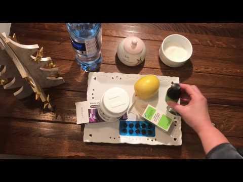 Как избавиться от отравления/ похмелья