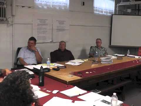 Ticonderoga Town Board Meeting  5-14-15