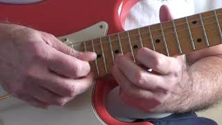 Daydream. Hank Marvin/Lovin' Spoonful cover by Phil McGarrick FREE Tabs BT available to purchase