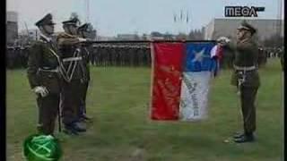 Carabineros de Chile - Juramento a la Bandera
