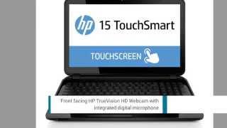 HP 15-g020nr 15.6 inch Touchscreen Laptop