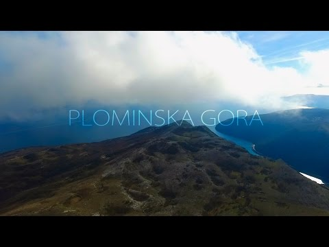 Travel around Istria - Plominska gora