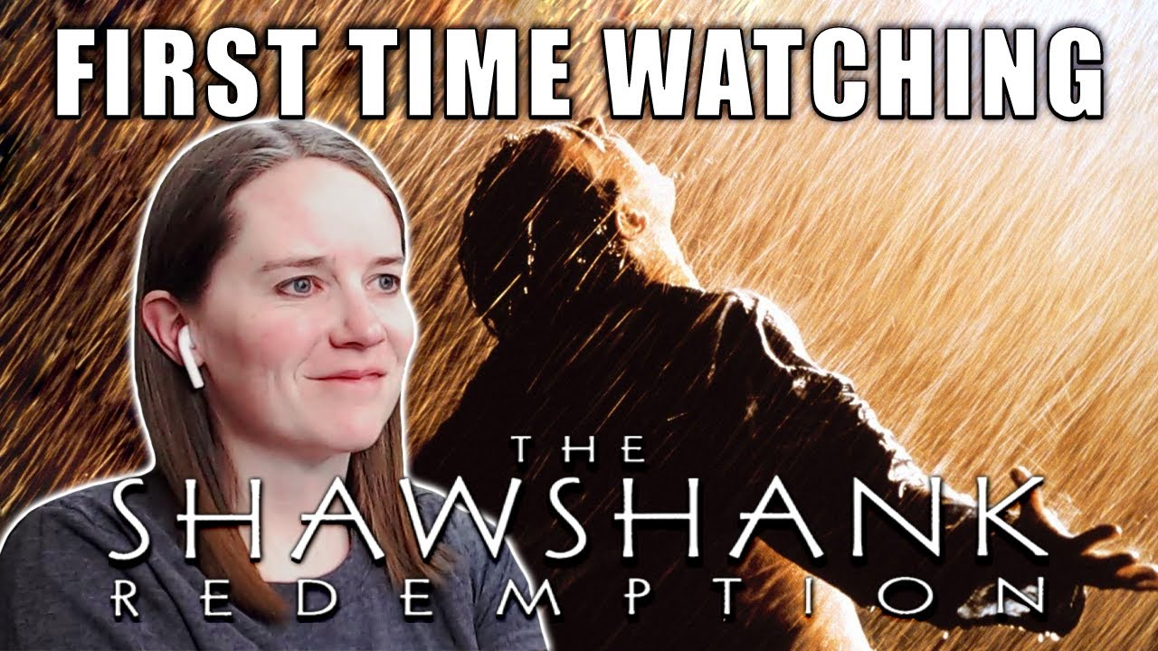 FIRST TIME WATCHING | The Shawshank Redemption (1994) | Movie Reaction | What A Great Movie!