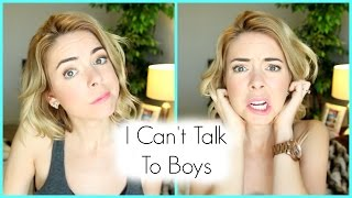 I Can't Talk To Boys!!