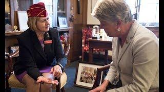 American Legion Commander visits Congress