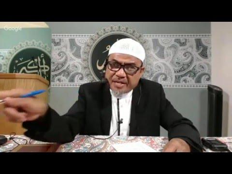 LKII-2016: Ustadz Dr. Rusli Hasbi Sesi-8, Kesalahan-Kesalahan Dzikr dan Doa setelah Shalat