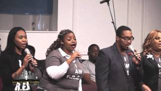 """You Are A Great And Mighty God,"" FREA inDEED PRAISE TEAM, Dallas City Temple, October 31, 2015"