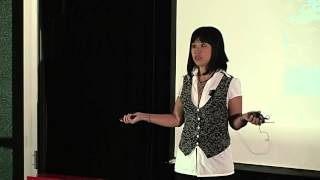Connected living: Michelle Tanmizi at TEDxHKUST