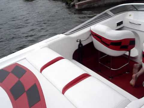 Speed boat Start up Checkmate ZT240