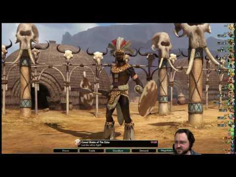 Civilization 5 - Walk like an Egyptian - Earth / True Start Location - Part 13