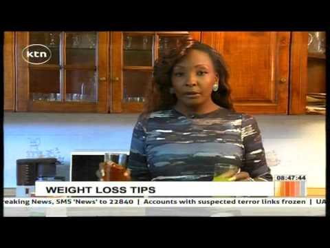 Morning Express: Weight loss tips with Kate Kibara