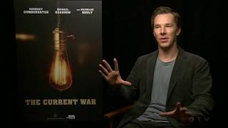 Benedict Cumberbatch talks about The Current War on ETalk