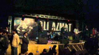 Ali Azmat at Fast Islamabad Avaaz