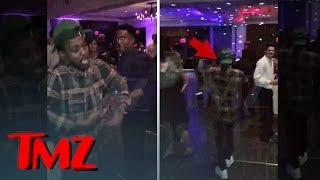 Kendrick Lamar -- Awesome Wedding Crash FAIL