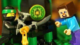 ЛЕГО НУБик 🌀 ЛЕГО Ниндзяго Кружитцу Майнкрафт Мультики для Детей LEGO Minecraft Мультфильмы