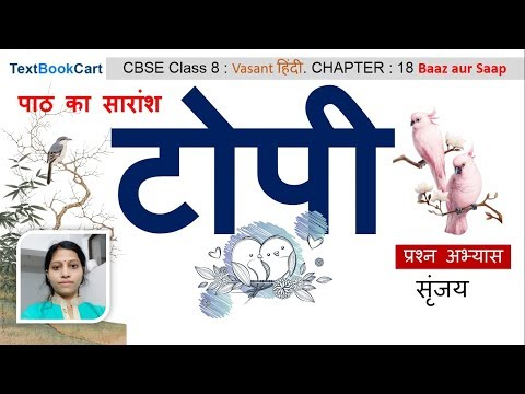 Class 8 Hindi Vasant Chapter 18 Topi