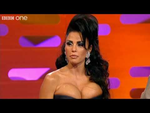"Katie Price talks about ""Roxanne"" - The Graham Norton Show - S6 Ep3 Preview - BBC One"