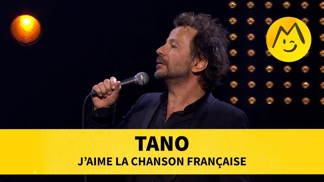 Tano - J'aime la chanson française