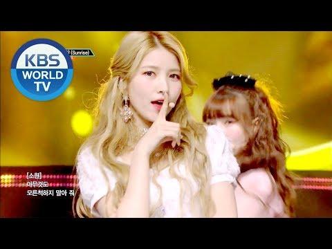 GFRIEND - Sunrise | 여자친구 - 해야 [Music Bank / 2019.01.25]