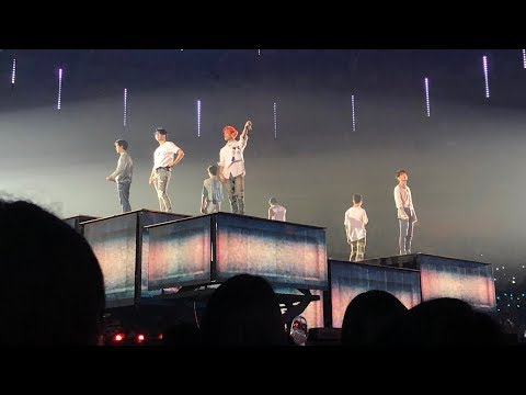 190615 GOT7 2019 WORLD TOUR 'KEEP SPINNING' IN SEOUL DAY 1  MOMENTS
