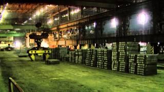 видео ЧП на «Уральской стали»