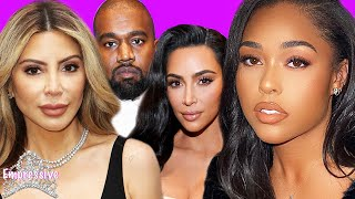 Jordyn Woods shades Larsa Pippen | Larsa blames Kanye & Travis Scott for fallout w/ the Kardashians