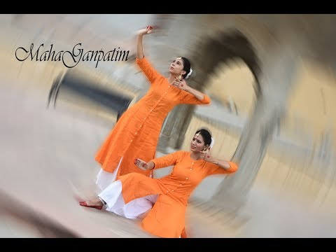 MahaGanapatim | Ft - Priyanka Barve | DANCE COVER | Street Light Entertainment
