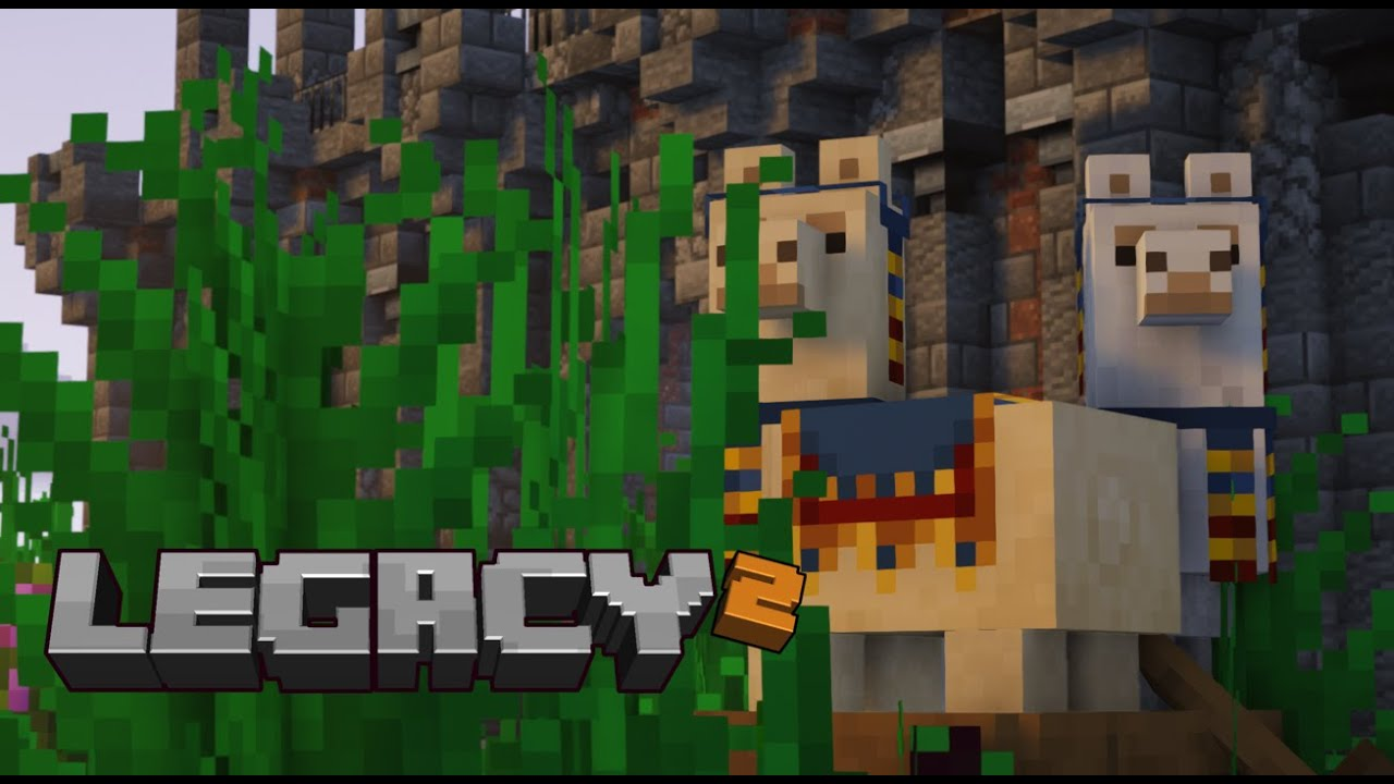 Legacy SMP Season 2: Episode 23 Progress (true story!)