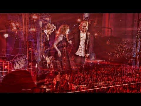Haloo Helsinki! - Hulluuden Highway - Hartwall Arena 2.12.2017 Helsinki