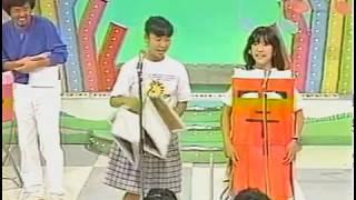 笑っていいとも の 何かのコーナーから 浅田美代子の替え歌に振りを付け...