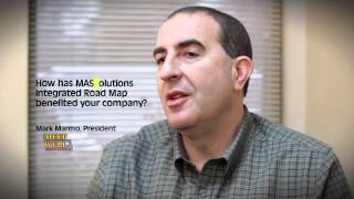 Mark Marmo Integrated Road Map