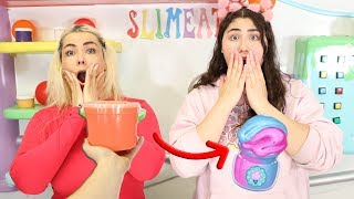 Turn This slime INTO THIS SLIME CHALLENGE Slimeatory #599.3
