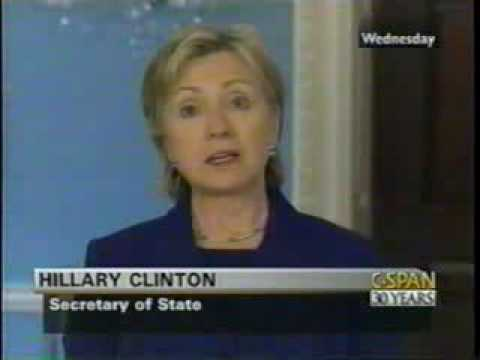 SECRETARY OF STATE HILLARY CLINTON ANSWERS QUESTIONS ON US CHINA RELATIONS PART 2