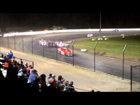 Mohawk International Raceway 06/15/2013 Sportsman 1R 29th to 10th.