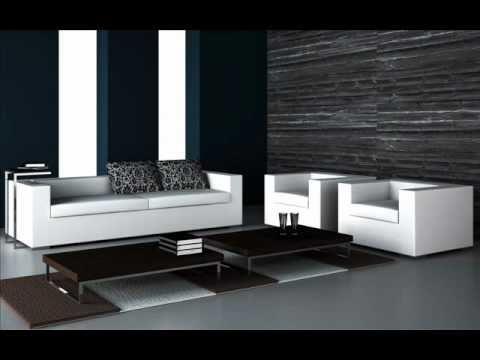 Nice Modern Sofas And Creative Living Room Settings
