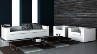 Modern Sofas And Creative Living Room Settings