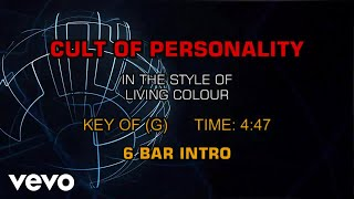 Living Colour - Cult Of Personality (Karaoke)