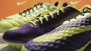 NIKE Stand Out - Unboxing // Mercurial, Hypervenom, Tiempo, CTR360