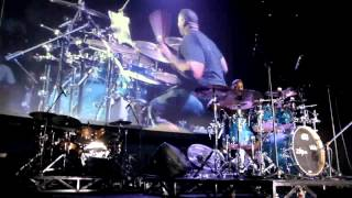 Aaron Spears Live at Indonesia International Bandung Drums Day 2013 part 3
