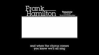 Frank Hamilton - Tomorrow - (words and nothing more EP)