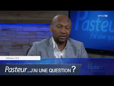 Pasteur ? J'ai une question - Comment puis-je me débarrasser de la jalousie ? - Omer Kabuya