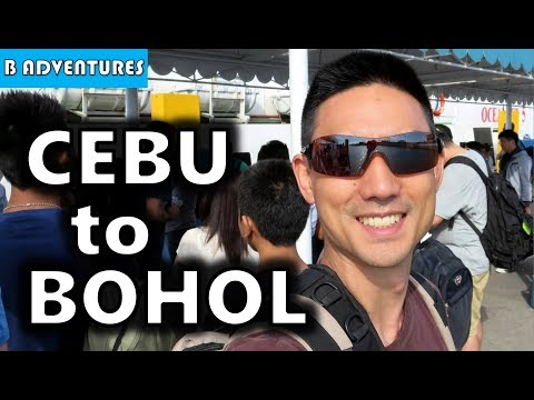 Cebu to Bohol, Panglao Regents Park Resort, Philippines S3,