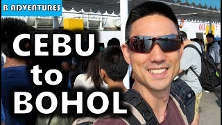 cebu to bohol panglao regents park resort philippines s3 vlog 79