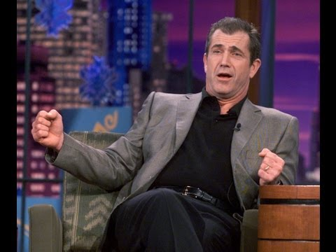 Mel Gibson in Another Verbal Feud