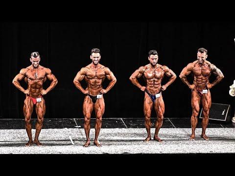 Fitness ve Bodybuilding yarışması 2016! Newcomer Vücut Geliştirme ve Efsane Show! Shredded Brothers