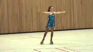 alss roller skating patin d or chloe