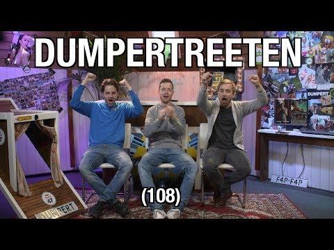 DUMPERTREETEN (108) met Rundfunk!